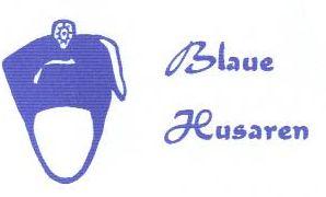 Logo Blaue Husaren